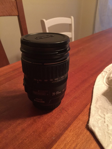 canon  ef 28-135mm is