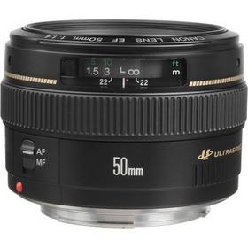 Canon Ef 50mm F1.4 Usm 50mm Canon Em Até 12x Sem Juros