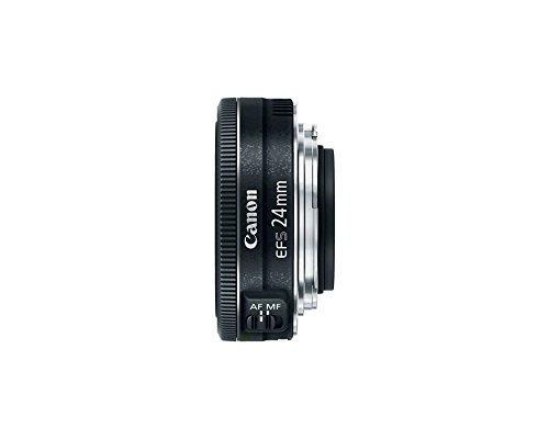 canon ef-s 24 mm f / 2,8 stm lente