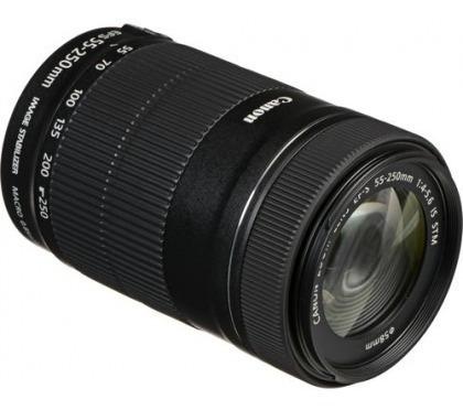 canon ef-s 55-250mm f/4-5.6 is stm - rincón fotográfico