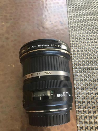 canon ef-s lente usm 10-22 mm f3.5-4.5