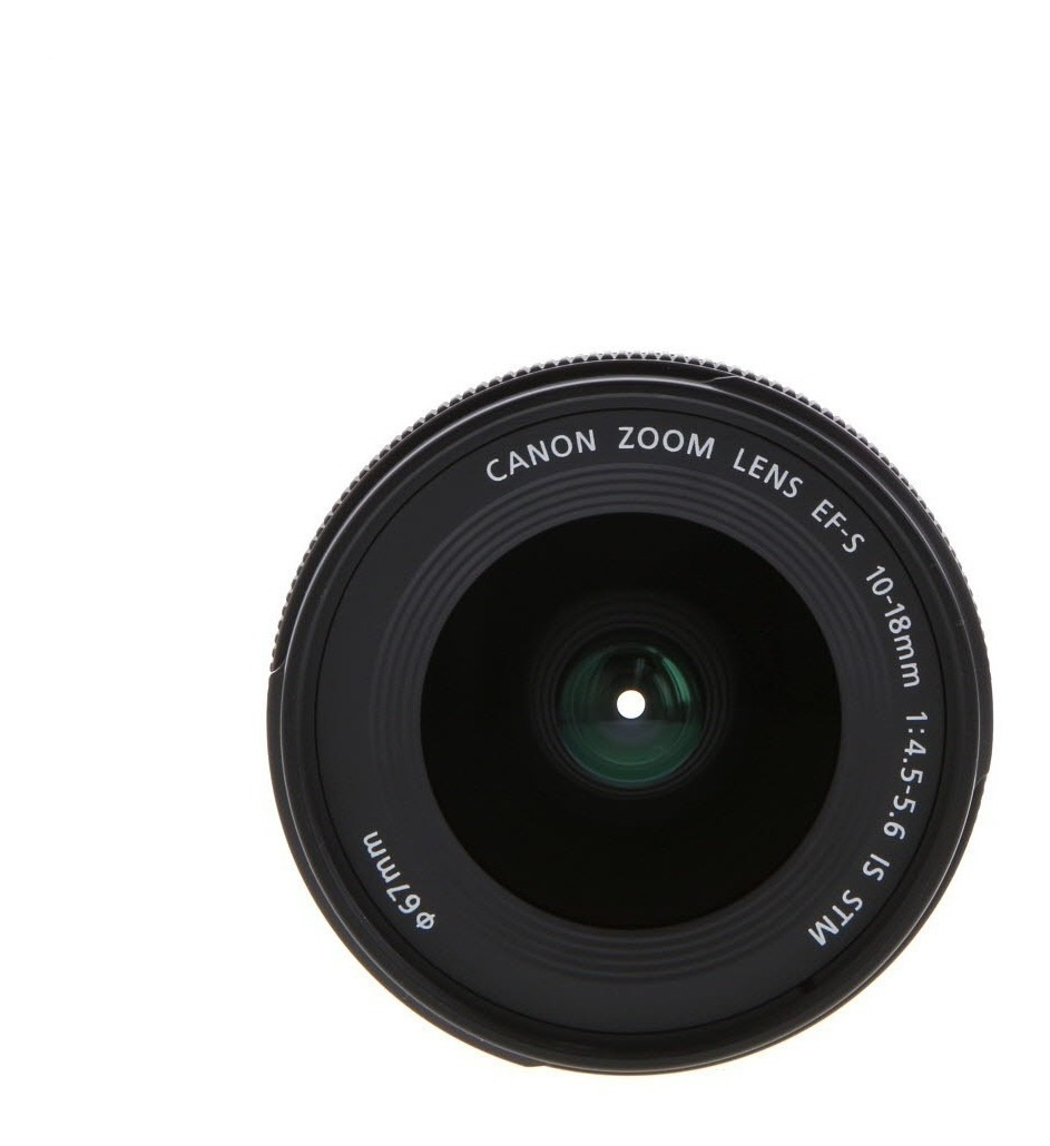 Canon Ef-s10-18mmf/45-5 6is Stm Zoom G Angular