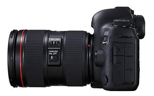 canon eo 5d mark 4 cuerpo camara slr digital marco