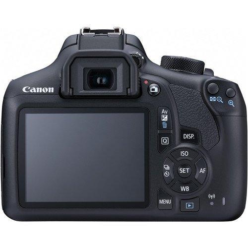 canon eos 1300d  canon eos rebel t6 cámara réflex digital