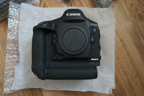 canon eos 1dx mark iii dslr camera