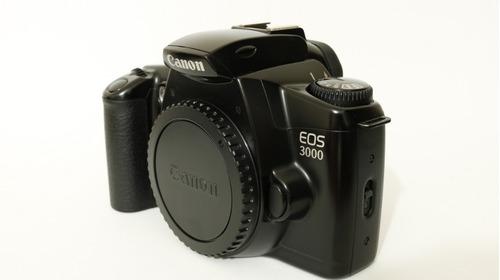 canon eos  3000 - somente o corpo de filme