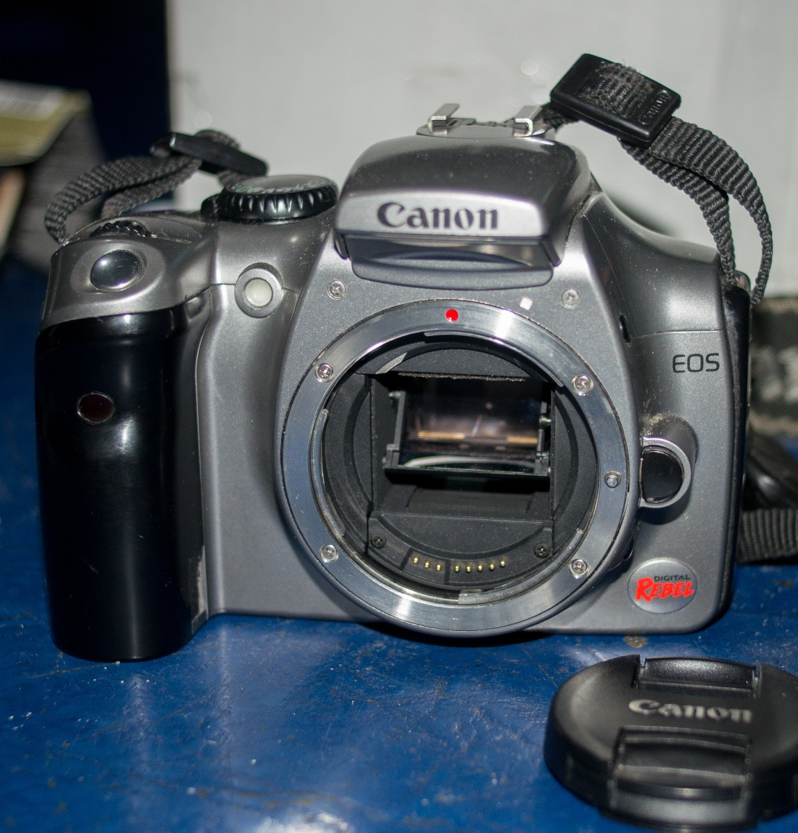 DRIVERS: CANON EOS 300D