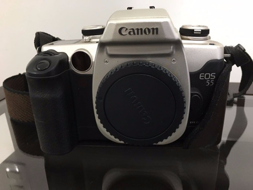 canon eos 55. câmera profissional analógica!