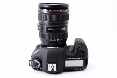 canon eos 5d mark iii 22.3 mp digital slr camera w/ef 24-10