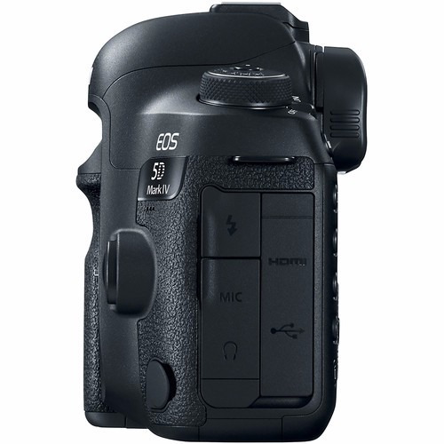 canon eos 5d mark iv cuerpo | garantía 1 año | open box