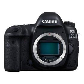 Canon Eos 5d Mark Iv Dslr Cor Preto