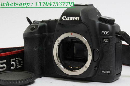 canon eos 5d   - whatsapp number : +17047537791