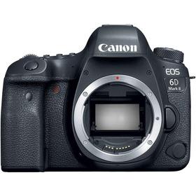 Canon Eos 6d Mark Ii Dslr Cor Preto