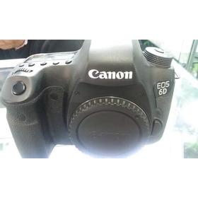 Canon Eos 6d Solo Body