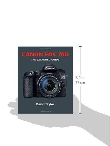 Canon Eos 70d (guías Ampliadas) - $ 1,102.77 en Mercado Libre