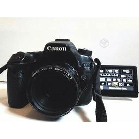 Canon Eos 70d Solo Body Oferta