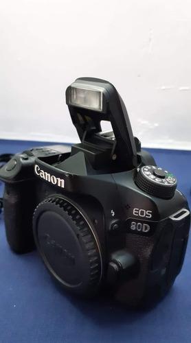 canon eos 80d (sólo cuerpo)