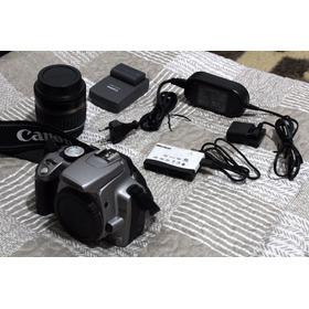 Canon Eos Kiss Digital N + Leitor E Cartão 2g