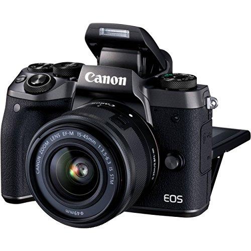 canon eos m5 cámara digital de vídeo de alta definición...
