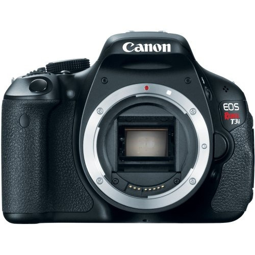 canon eos rebel t3i 18 mp cmos aps-c del sensor digic 4 pro