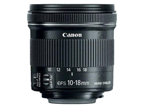canon eos rebel t6 kit lentes 18-55 + 10-18 is +tripie +16gb