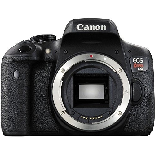 canon eos rebel t6i cámara digital dslr vídeo full hd con e