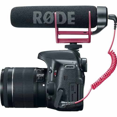 canon eos rebel t6i video creator kit w 18 55 mm y mm ...