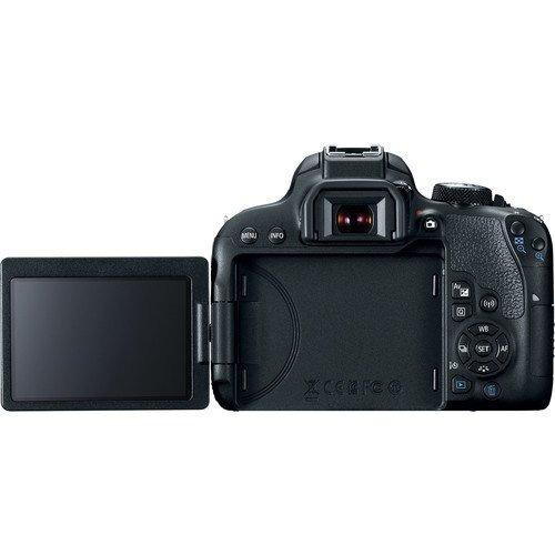 canon eos rebel t7i cámara réflex digital con canon ef-s  m