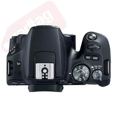 canon eos rebelde sl2 / 200d cuerpo + 3 lente kit 18-55mm es