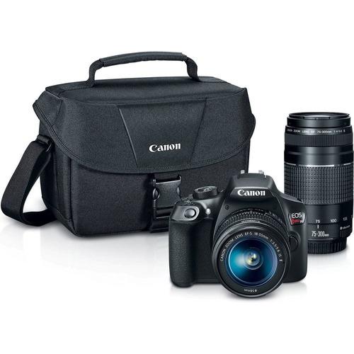 canon eos rebelde t6 kit de cámara réflex digital con ef-