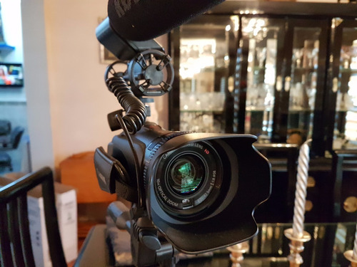 canon hf g10 profesional full hd  impecable