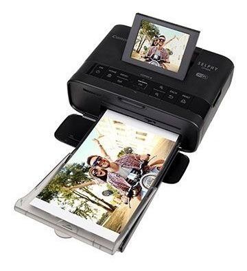 canon impressora fotografica instantanea selphy cp1300 nova