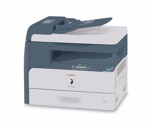 canon ir 1025n fotocopiadora,impresora,scaner red,usb,usadas