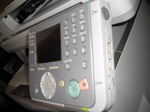 canon irc 1021, multifuncional copia imprime y escanea color