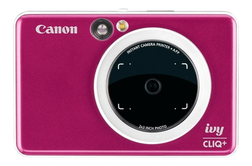 canon ivy cliq plus (cámara instantanea)