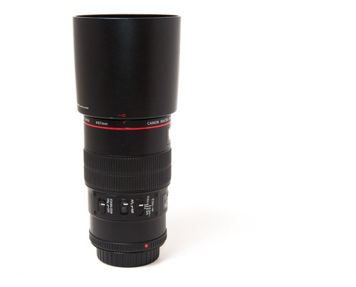 canon lentes ef 100mm f/2.8l macro is usm