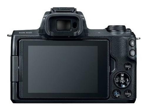 canon m50 kit 15-45mm stm