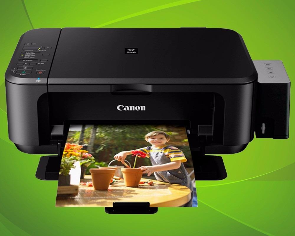Canon Mg3610 Wi Fi Duplex Con Sistema Continuo Adaptado