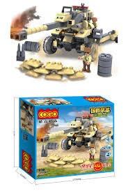cañon móvil - lego alternativo cogo - army action guerra