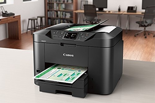 canon office y business mb2720 impresora, escáner, copiad
