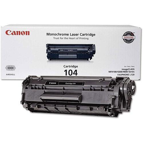 canon original 104 mf4100/4200/43004600 d400 fax l90l120