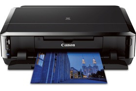 canon pixma ip7210 imprime s/cd, dvd,blue ray