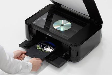 canon pixma mg5320 multifuncion + cd dvd + sist continuo