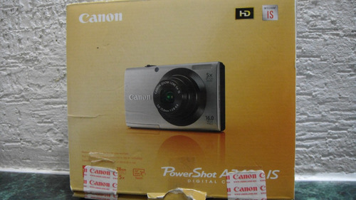canon power shot a3400is