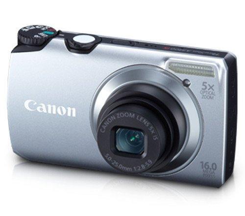 canon powershot a3300 is cámara digital de 16 mp con zoom...