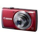 canon powershot a3500 es una cámara digital de 16mp con zoom