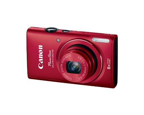 canon powershot elph 130 is cámara digital de 16.0 mp con...