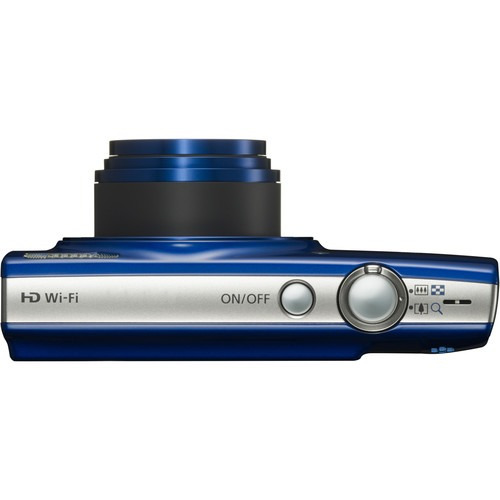canon powershot elph 190 is azul - (ml)