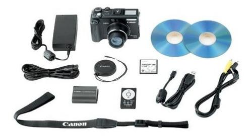 canon powershot g55mp cámara digital w/4x zoom óptico