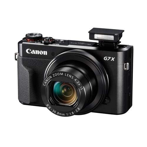 canon powershot g7 x mark ii digital point & shoot camera